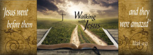 Banner Walking with Jesus